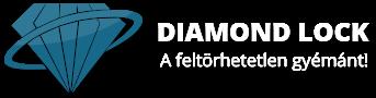 Diamond Lock váltózár logó