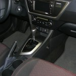 Toyota Auris II. Automata