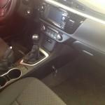 Toyota Corolla 6 seb 2013-