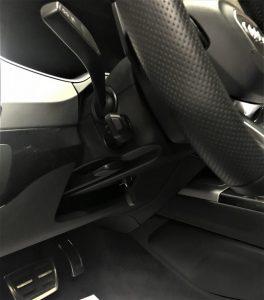 Audi Q7 Kormányoszlop-zár
